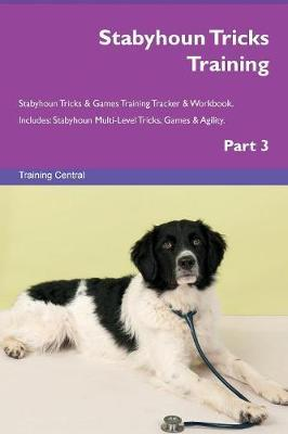 Stabyhoun Tricks Training Stabyhoun Tricks & Games Training Tracker & Workbook.  Includes