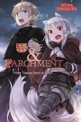 Wolf & Parchment New...