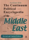 The Continuum political encyclopedia of the Middle East