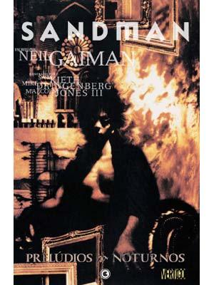 Sandman - Prelúdios e Noturnos