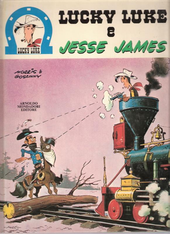 Lucky Luke e Jesse James
