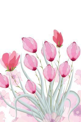 Watercolor Tulips Journal