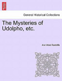 The Mysteries of Udolpho, Etc.