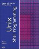 Unix Shell Programming, Third Edition