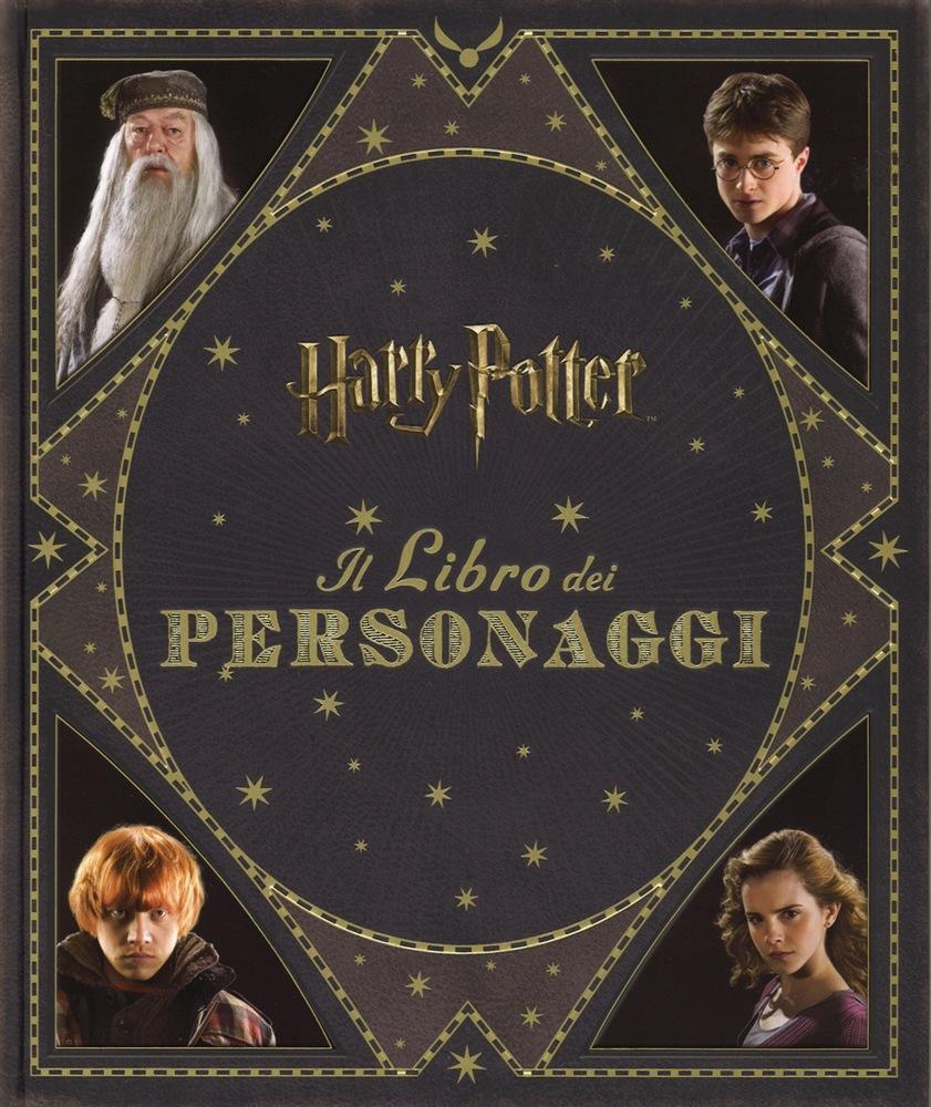 Harry Potter: Il libro dei personaggi
