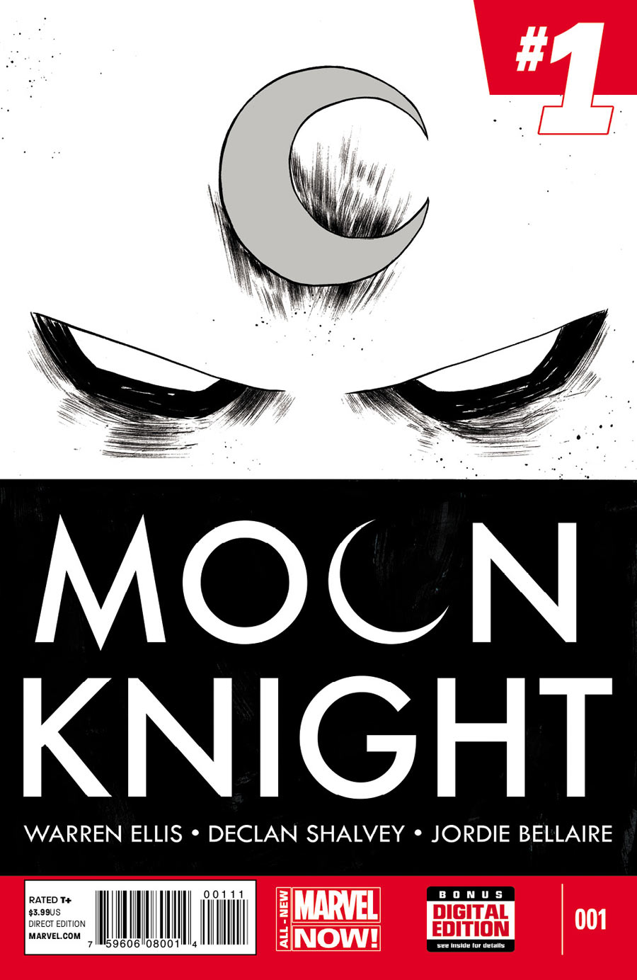 Moon Knight Vol.5 #1