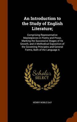 An Introduction to the Study of English Literature;