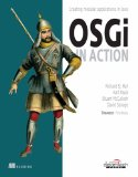 OSGI IN ACTION, CREATING MODULAR APPLICATIONS IN JAVA