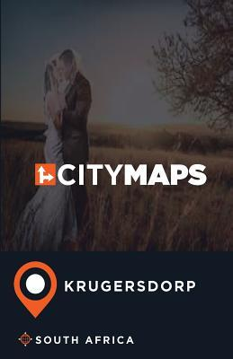 City Maps Krugersdorp South Africa