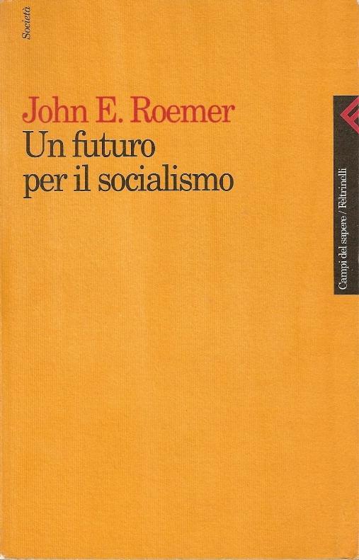Un futuro per il socialismo