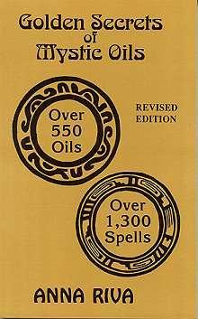 Golden Secrets of Mystic Oils