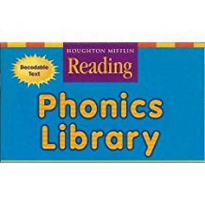 Fun Rides, Phonics Library Take Home Level 1, Set of 5
