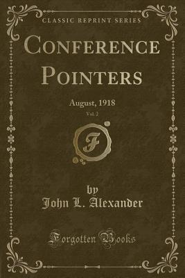 Conference Pointers,...
