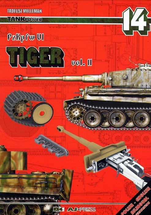Pzkpfw. VI TIGER Vol.II