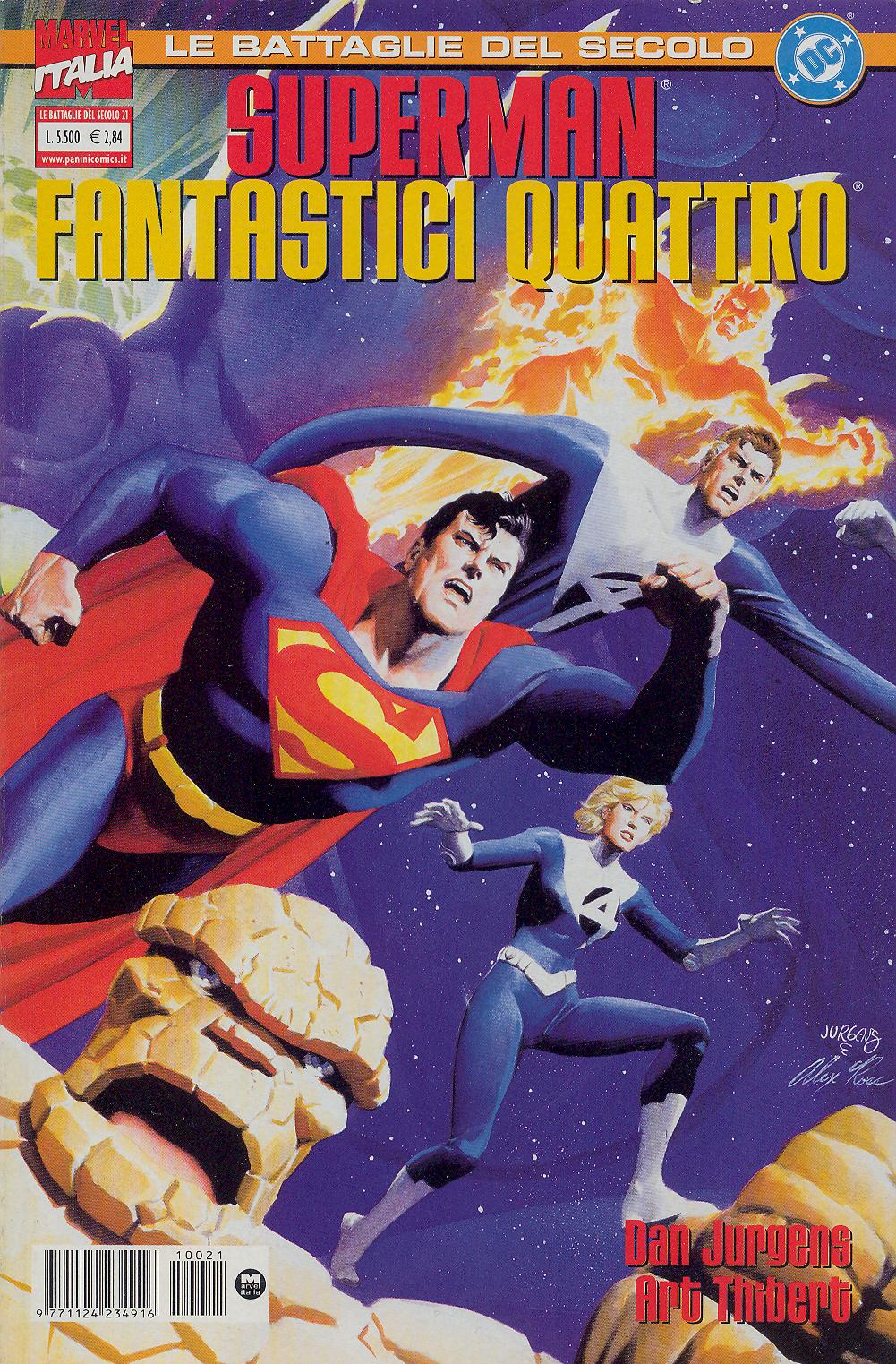 Superman / Fantastic...