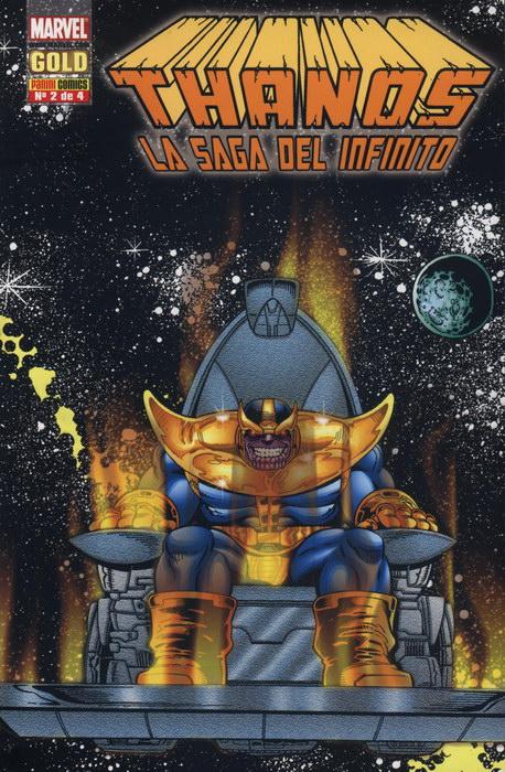 Thanos: La saga del ...