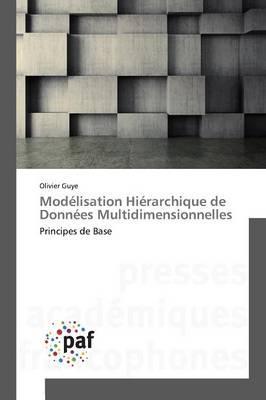 Modélisation Hierarchique de Donnees Multidimensionnelles