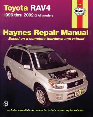 Toyota RAV4 Automotive Repair Manual, 1996-2012