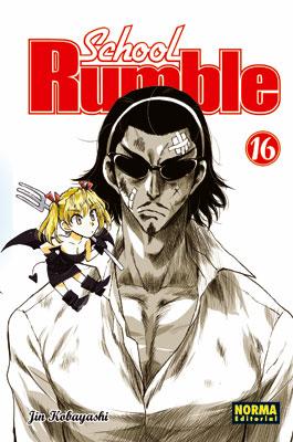 School Rumble #16 (d...