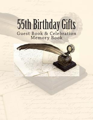 55th Birthday Gifts