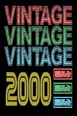 Vintage Vintage Vintage 2000