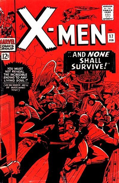 The X-Men Vol.1 #17