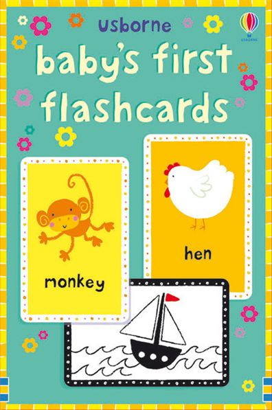 Baby's Very First Flashcards