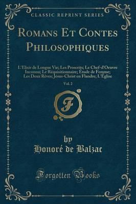 Romans Et Contes Philosophiques, Vol. 2