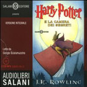 Harry Potter e la camera dei segreti. Audiolibro. 2 CD Audio formato MP3. Ediz. integrale