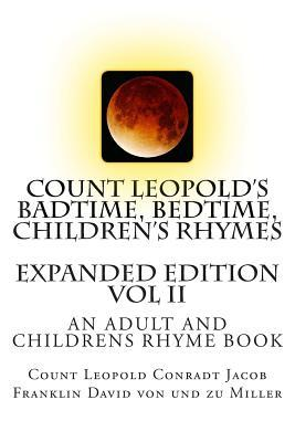 Count Leopold's Badtime, Bedtime, Children's Rhymes