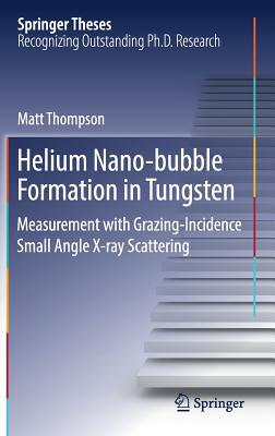 Helium Nano-bubble Formation in Tungsten