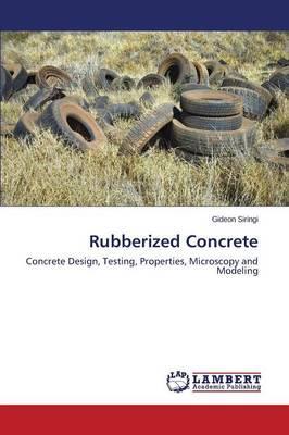 Rubberized Concrete