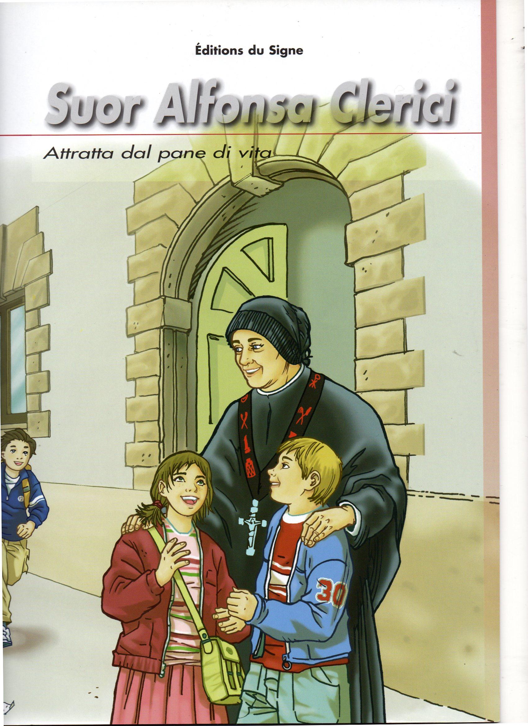 Suor Alfonsa Clerici