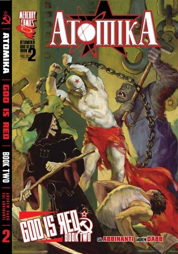 Atomika, Book Two