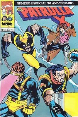 La Patrulla-X: Especial 30 aniversario