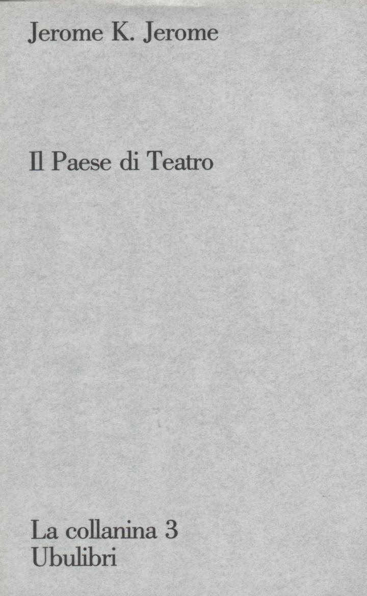 Il Paese di Teatro