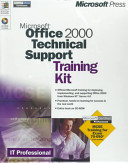 Microsoft Office 2000 Technical Support Training
