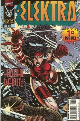 Elektra Vol.1 #1