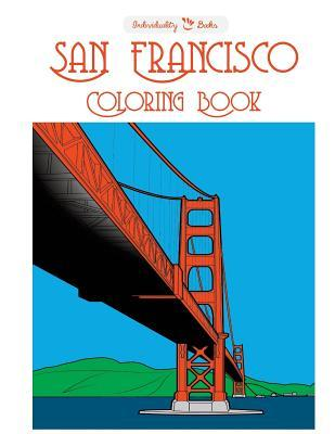 San Francisco Coloring Book