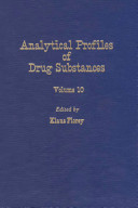 Analytical Profiles of Drug Substances