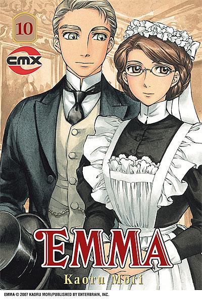 Emma, Volume 10