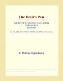 The Devil's Paw (Webster's Chinese Simplified Thesaurus Edition)
