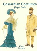 Edwardian Costumes Paper Dolls