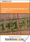 Complex Functions Examples c-8