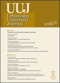 Urbaniana University Journal. Euntes Docete (2013). Ediz. integrale