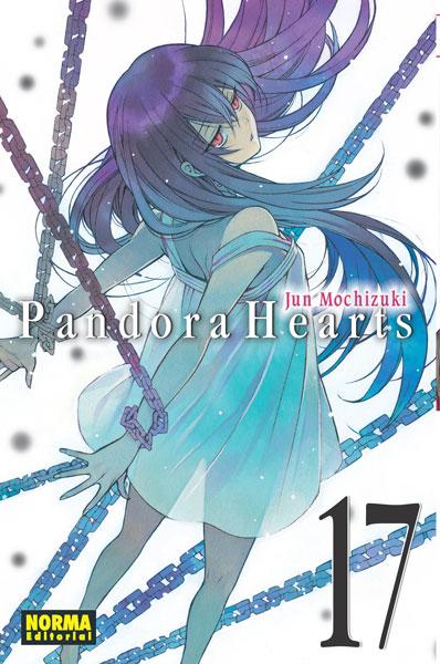 Pandora Hearts #17 (de 24)