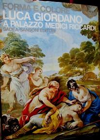 Luca giordano a Palazzo Medici Riccardi