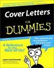 Cover Letters for Dummies