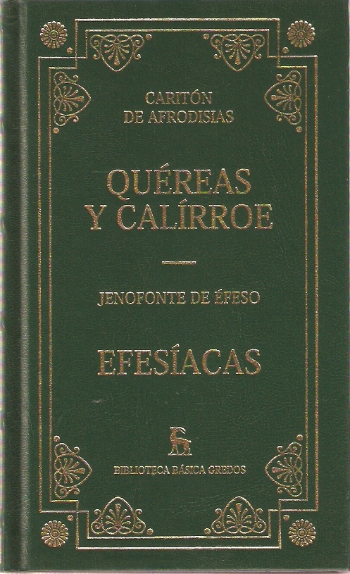 Quéreas y Calírroe...