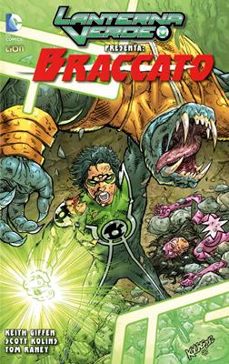 Lanterna Verde presenta: Braccato vol. 1